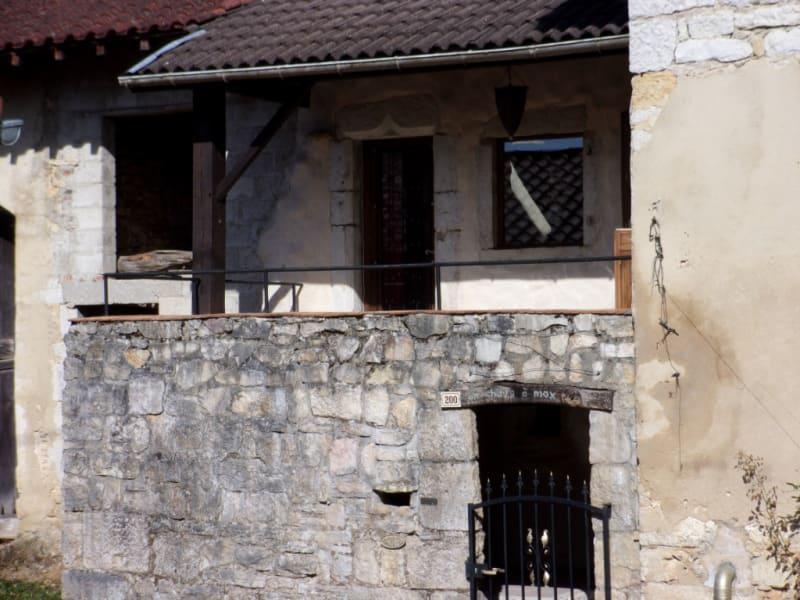 Sale house / villa Simandre sur suran 100000€ - Picture 12