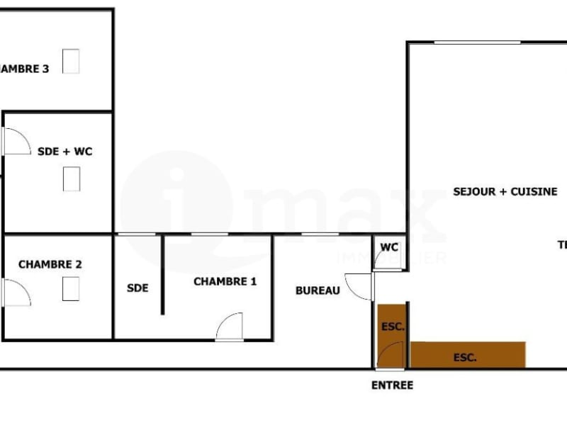 Vente appartement Asnieres sur seine 1130000€ - Photo 8