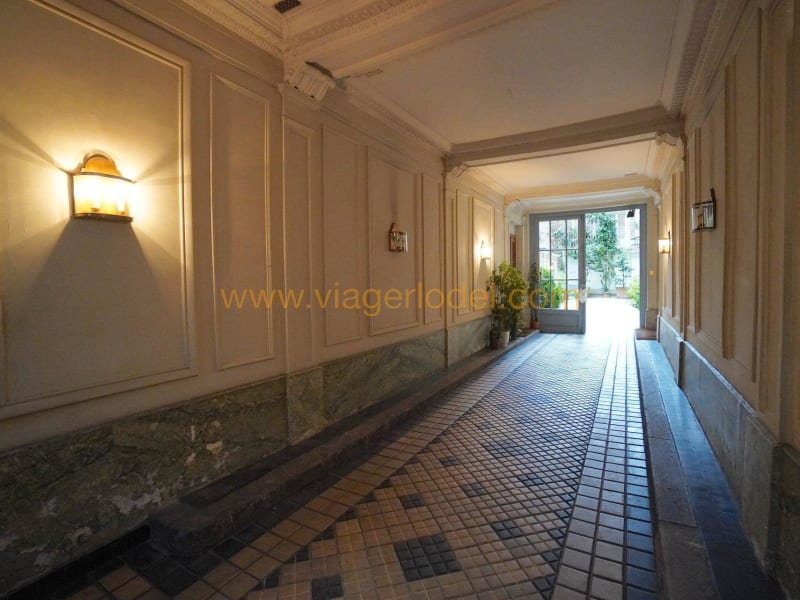 Life annuity apartment Paris 8ème 1150000€ - Picture 9