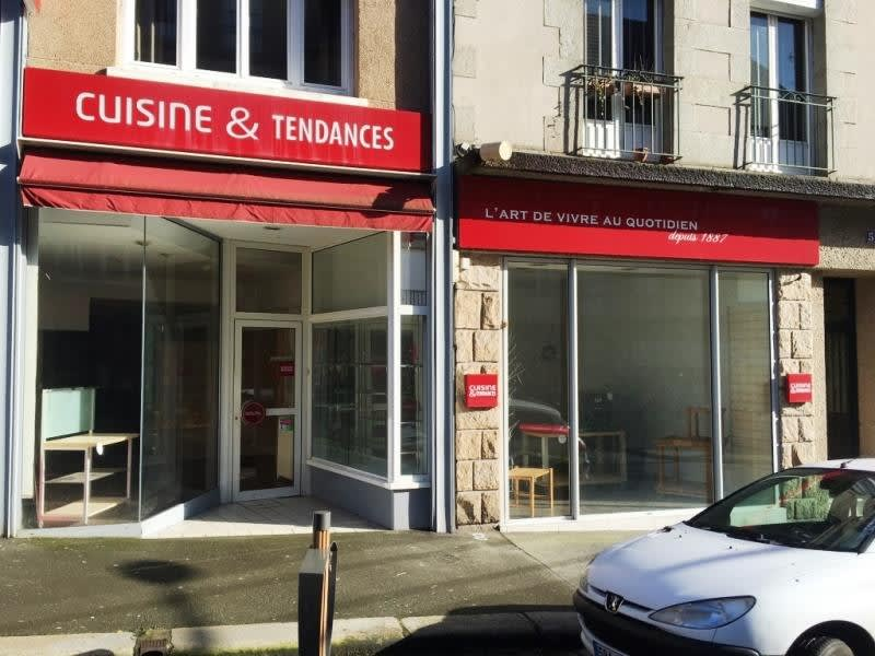 Vente local commercial Fougeres 167680€ - Photo 1