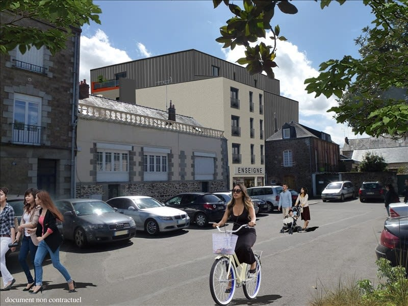 Vente local commercial Fougeres 208 000€ - Photo 1