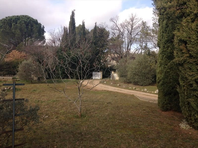 Sale site Nans les pins 172 000€ - Picture 1