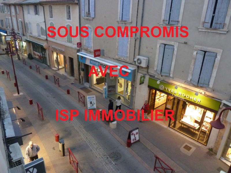 Vente immeuble Pertuis 450000€ - Photo 1