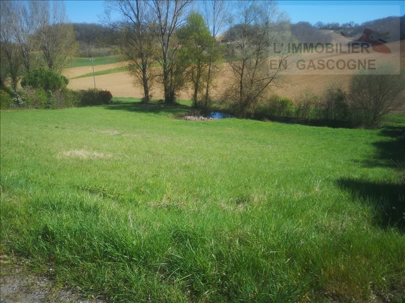 Verkauf grundstück Pessan 49500€ - Fotografie 1