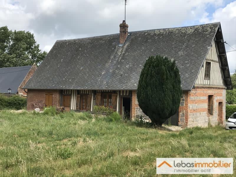 Vente maison / villa Doudeville 168000€ - Photo 1