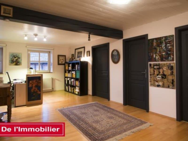 Sale house / villa Niederbronn les bains 337500€ - Picture 4
