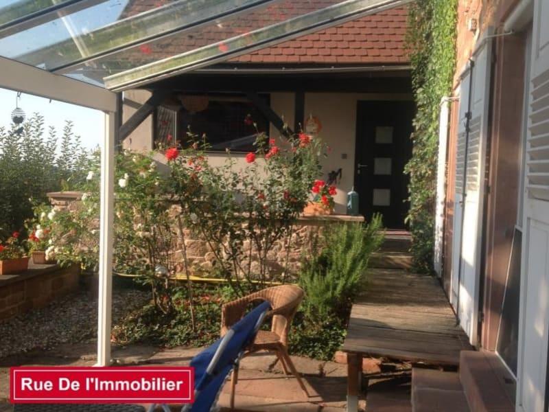 Sale house / villa Niederbronn les bains 337500€ - Picture 6