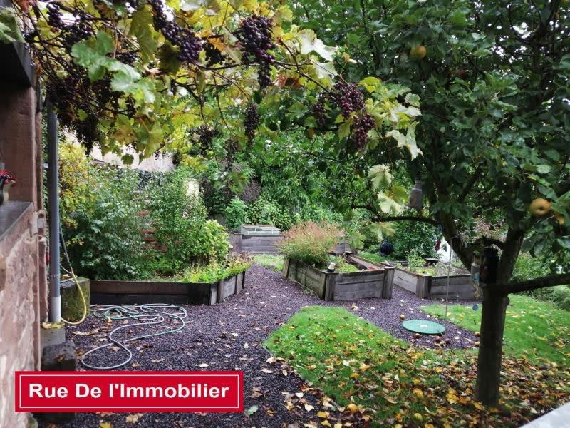 Sale house / villa Niederbronn les bains 337500€ - Picture 7