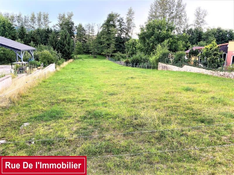 Vente terrain Ingwiller 68600€ - Photo 1