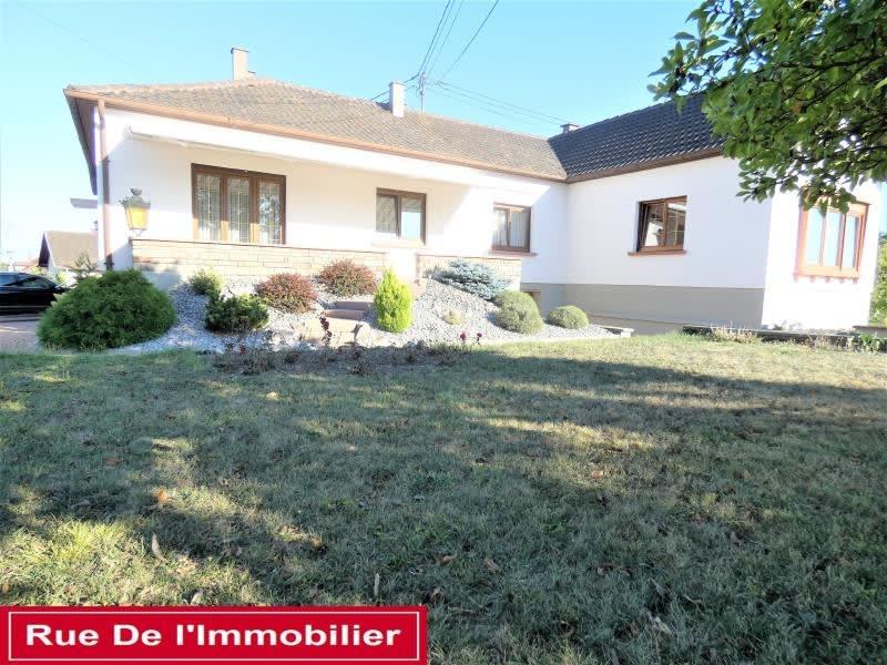Sale house / villa Ohlungen 312000€ - Picture 1
