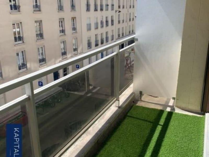 Sale apartment Paris 15ème 410000€ - Picture 1