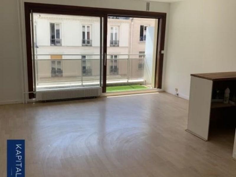 Sale apartment Paris 15ème 410000€ - Picture 2