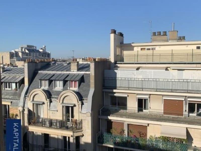 Sale apartment Paris 15ème 265000€ - Picture 1
