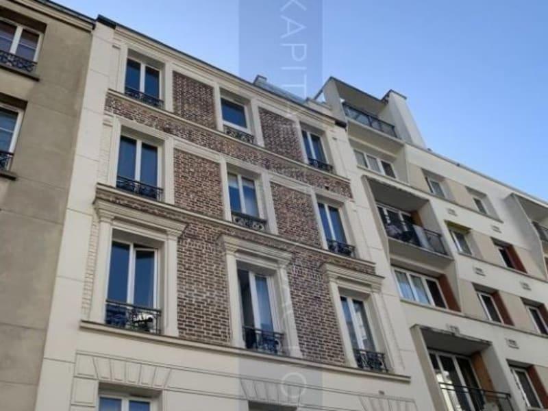 Sale apartment Paris 15ème 290000€ - Picture 1