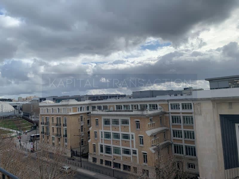 Sale apartment Paris 15ème 540000€ - Picture 1