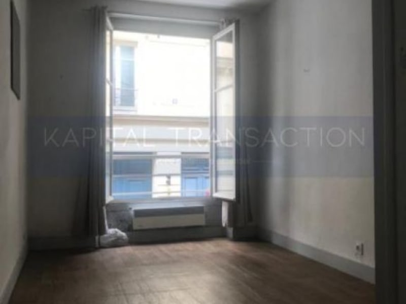 Sale apartment Paris 6ème 300 000€ - Picture 1