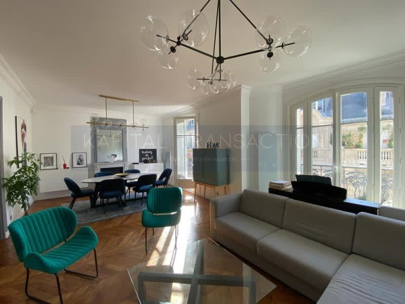 Vente de prestige appartement Paris 17ème 1 800 000€ - Photo 1