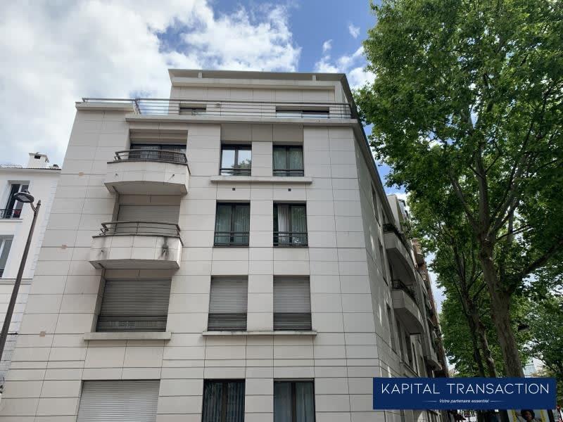 Sale apartment Paris 15ème 430000€ - Picture 1