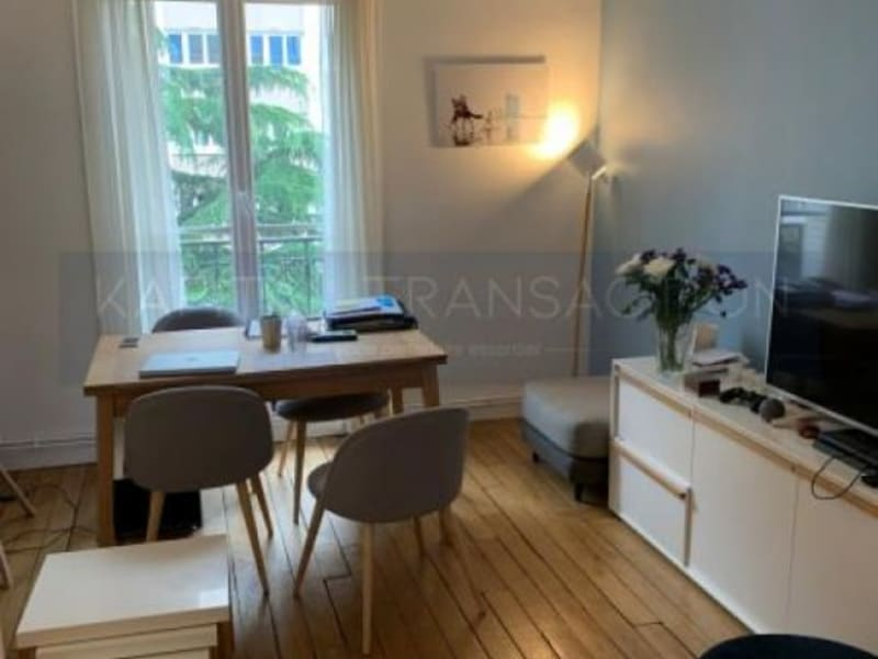 Sale apartment Paris 15ème 590 000€ - Picture 1