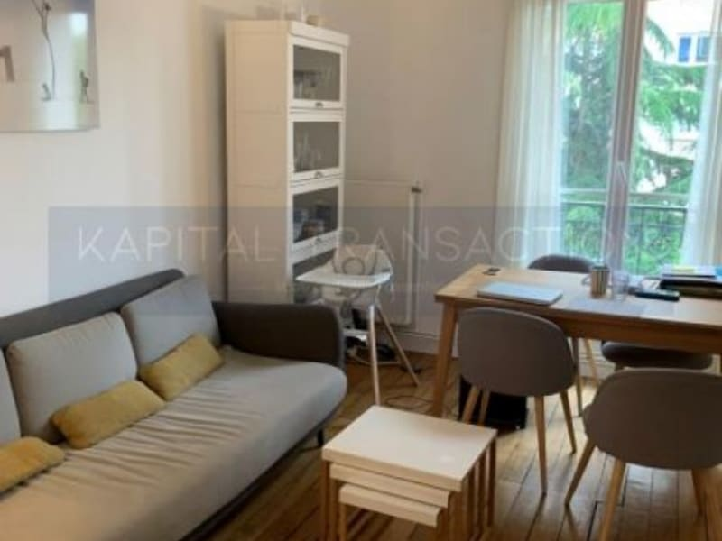 Sale apartment Paris 15ème 590 000€ - Picture 2