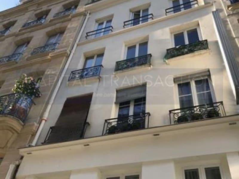 Sale apartment Paris 2ème 150000€ - Picture 1