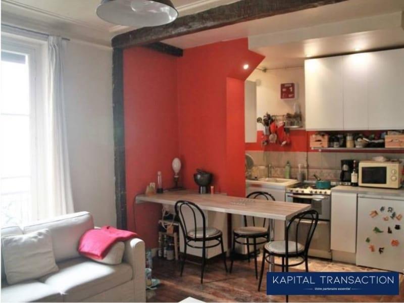 Sale apartment Paris 18ème 370000€ - Picture 3