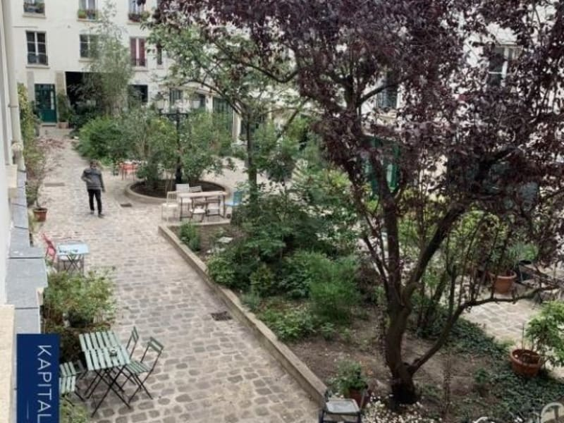 Vente appartement Paris 9ème 295 000€ - Photo 1