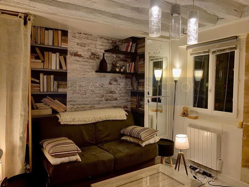 Vente appartement Paris 2ème 238000€ - Photo 1
