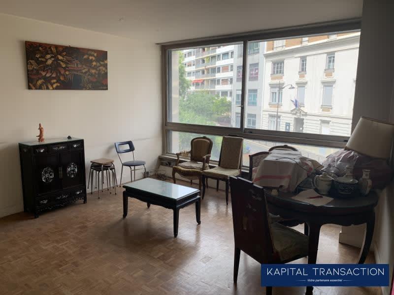 Sale apartment Paris 14ème 520000€ - Picture 3