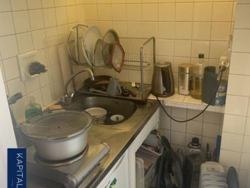 Sale apartment Paris 16ème 175000€ - Picture 4