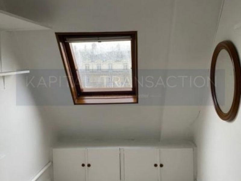 Sale apartment Paris 16ème 50000€ - Picture 2
