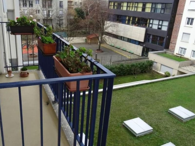 Sale apartment Paris 20ème 483 000€ - Picture 4