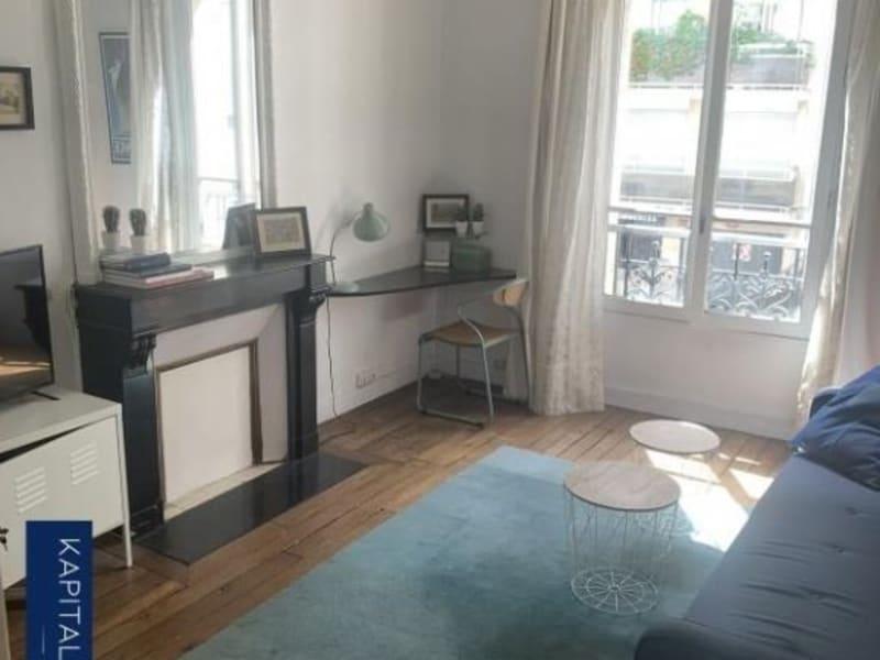 Sale apartment Paris 15ème 635000€ - Picture 1