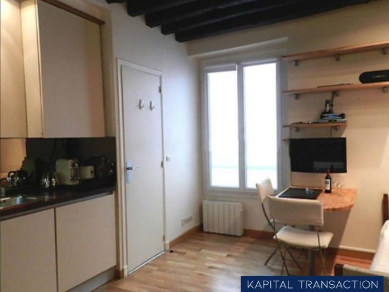 Sale apartment Paris 6ème 305000€ - Picture 2