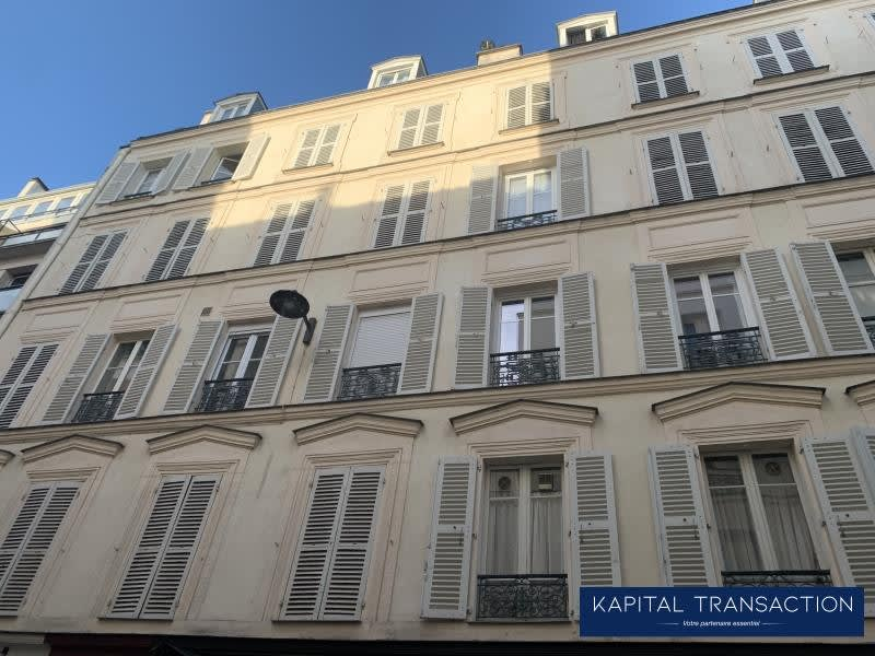 Sale apartment Paris 7ème 290000€ - Picture 1