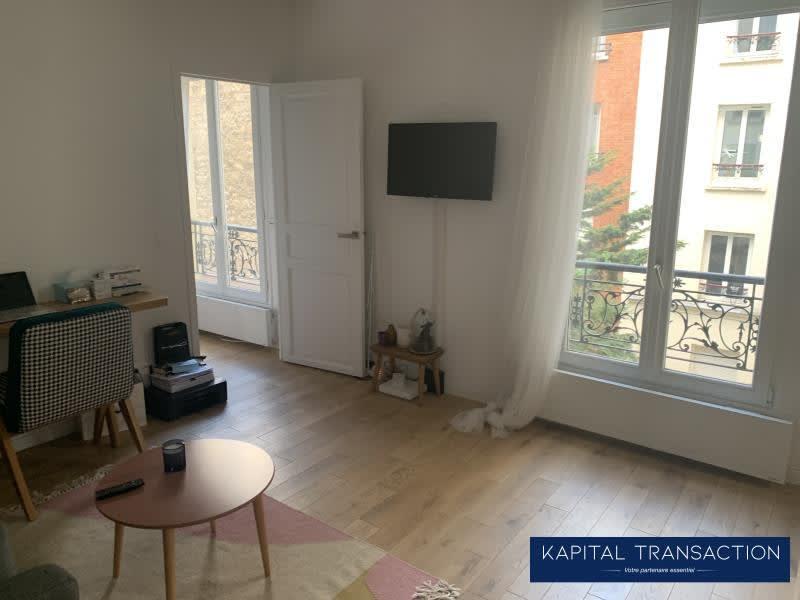 Sale apartment Paris 11ème 410000€ - Picture 1