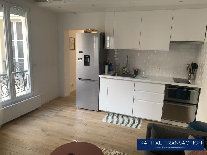 Sale apartment Paris 11ème 410000€ - Picture 2