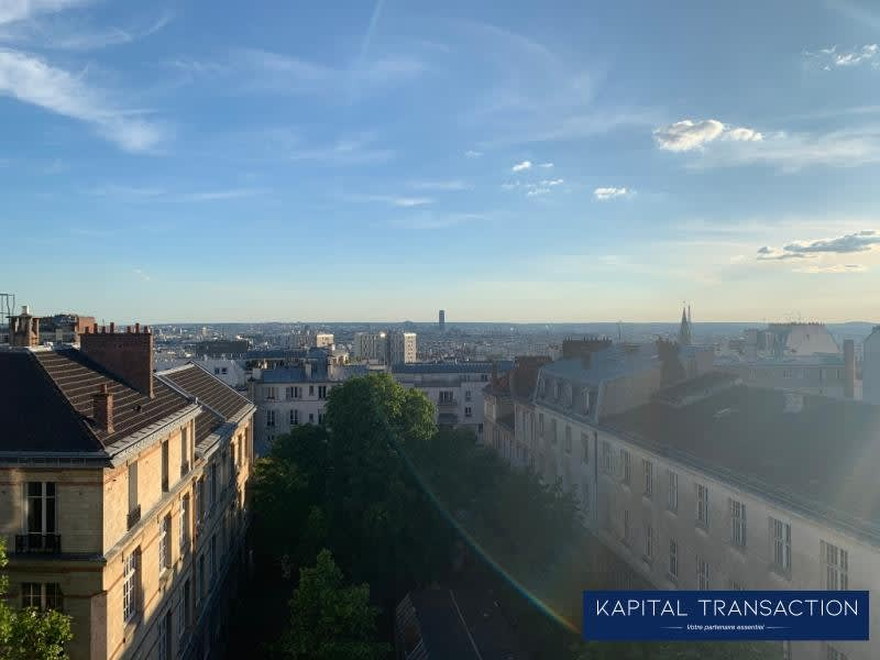 Sale apartment Paris 20ème 218 000€ - Picture 1