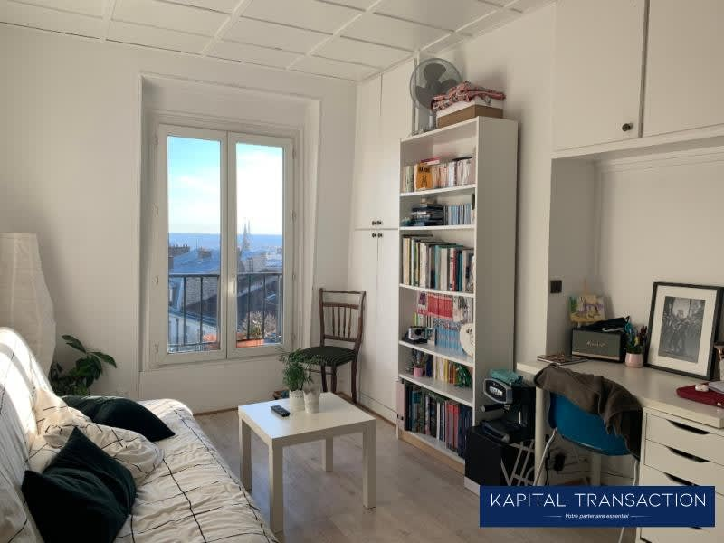 Sale apartment Paris 20ème 218 000€ - Picture 2