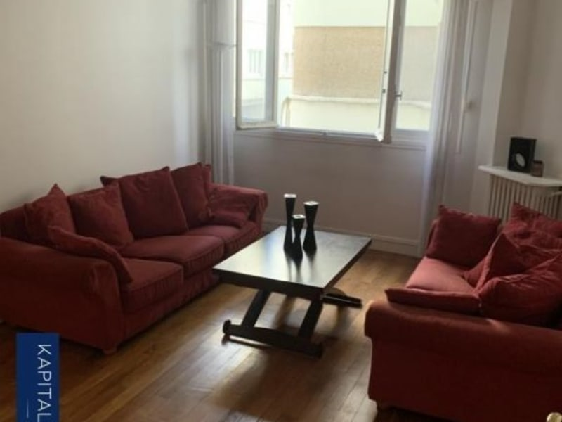 Sale apartment Paris 15ème 535 000€ - Picture 1