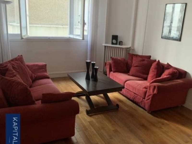 Sale apartment Paris 15ème 535 000€ - Picture 2