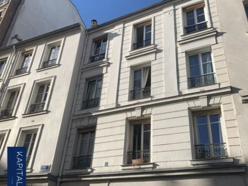 Sale apartment Paris 5ème 310 000€ - Picture 1