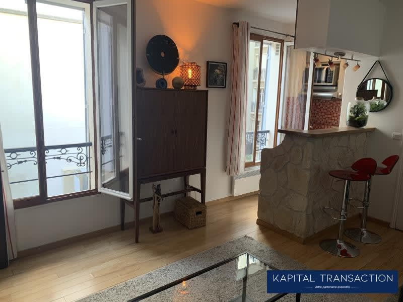 Sale apartment Paris 5ème 310 000€ - Picture 2