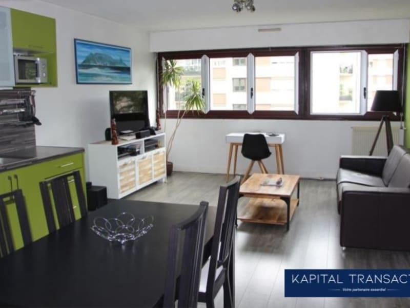 Vente appartement Paris 20ème 415000€ - Photo 1