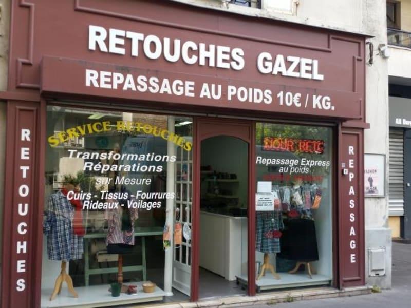 Rental empty room/storage Paris 14ème 1080€ HC - Picture 1