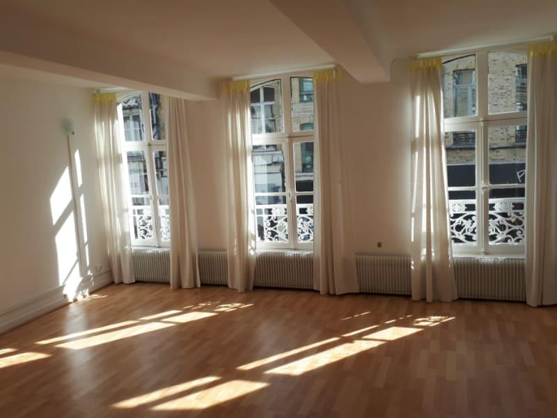 Rental apartment Saint omer 665€ CC - Picture 1