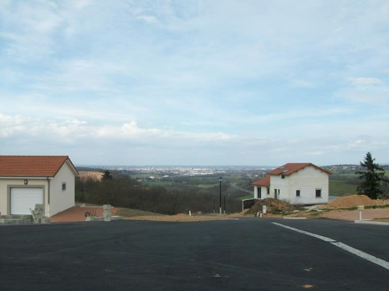 Vente terrain St cyr de favieres 58300€ - Photo 2