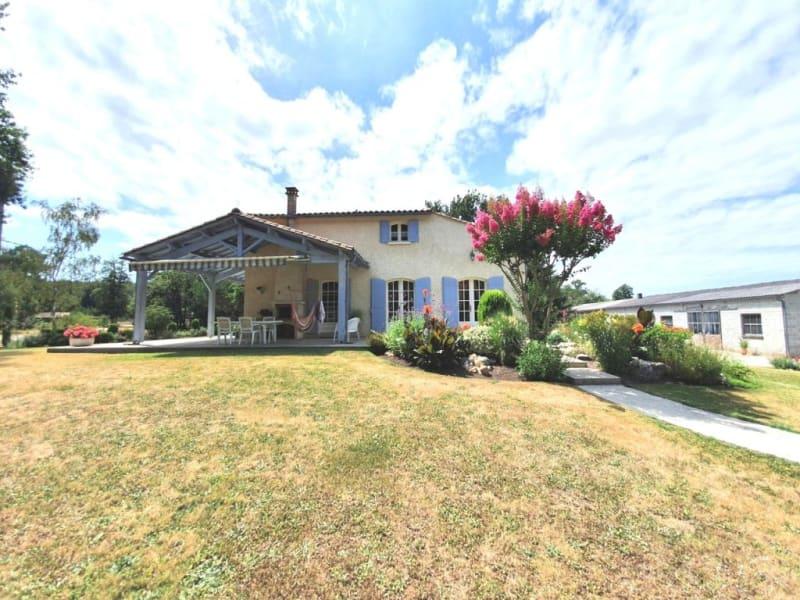 Vente maison / villa Lamérac 304500€ - Photo 7