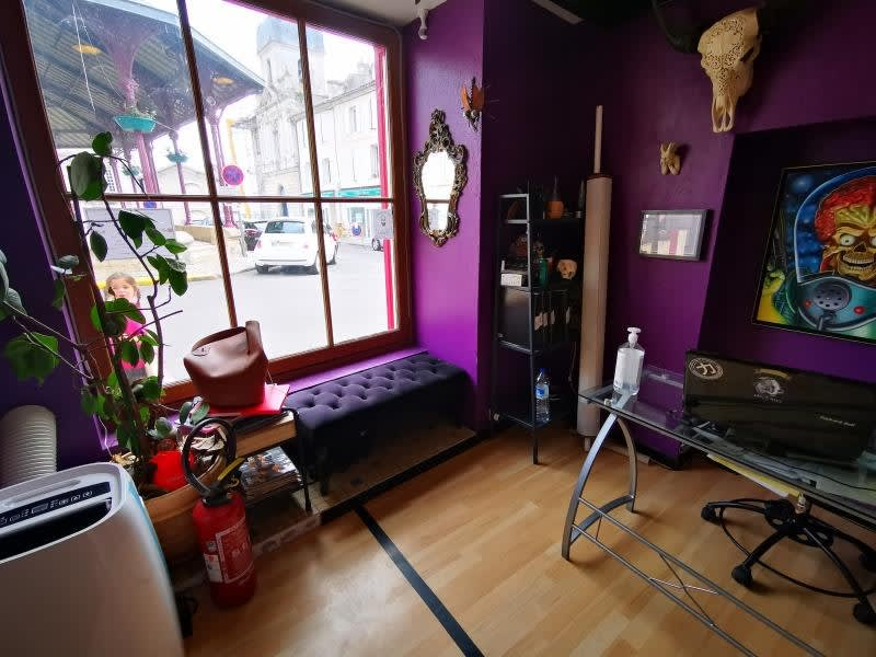 Rental empty room/storage Bourg 270€ HC - Picture 2