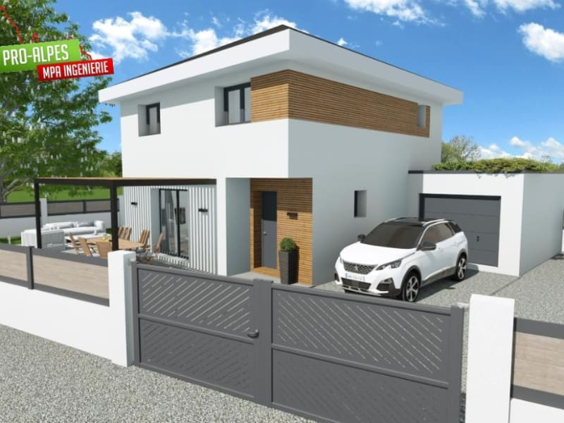 Verkauf grundstück Voiron 95000€ - Fotografie 3
